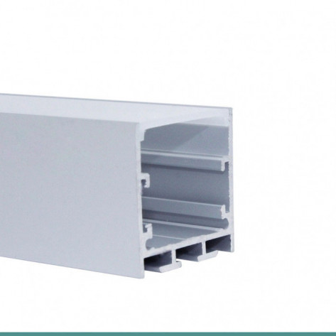 EKPF61 - Perfil de alumínio sobrepor ou pendentes
