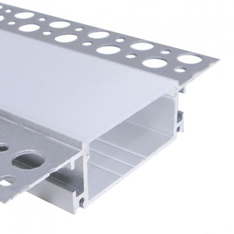 EKPF95 - Perfil de alumínio no frame