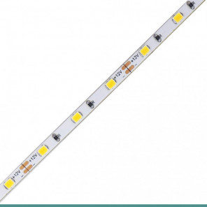 Fita LED eklart 2835 60Leds/m 5W/m 4MM 12V IP20