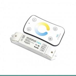 Controladora Com Função Wireless + controle remoto / Sua cor // 9A - 108W (12V) & 226W (24V)