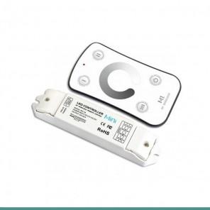 Controladora Com Função Wireless + controle remoto // 9A - 108W (12V) & 226W (24V)