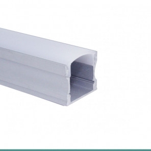 EKPF12 - Perfil de alumínio sobrepor