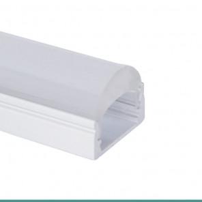EKPF30 - Perfil para fita com Difusor Transparente