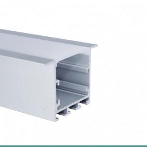 EKPF51 - Perfil de alumínio embutir