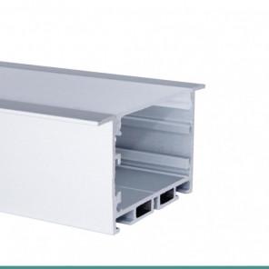 EKPF52 - Perfil de alumínio embutir
