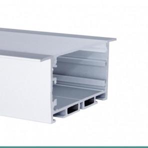 EKPF53 - Perfil de alumínio embutir