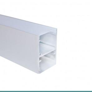 EKPF70 - Perfil de alumínio pendente
